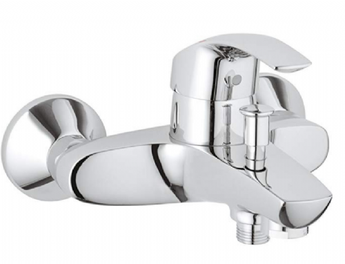 GROHE GRO33300001 Eurosmart Single-Lever Mixer /Tap for Bath In Chrome